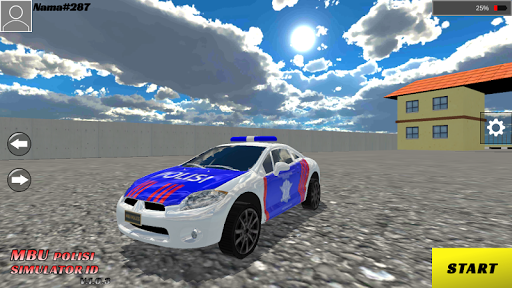 MBU Polisi Simulator ID 1.0.6 screenshots 1