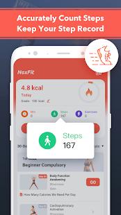 NoxFit - Weight Loss, Shape Body, Home Workout 2.0.07 Screenshots 6
