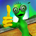 Grandpa Alien Escape Game