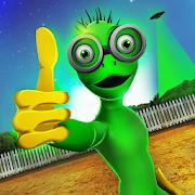 Grandpa Alien Escape Game