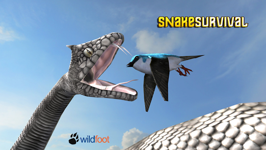 Snake Survival Simulator  For Pc (Free Download – Windows 10/8/7 And Mac) 1