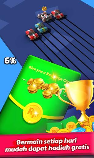 Crazy Kart - Online (Hadiah Gratis) Apkfinish screenshots 17