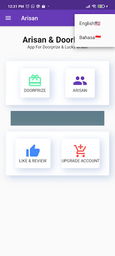 Undian Arisan Lucky Wheel 1.3.20 screenshots 1