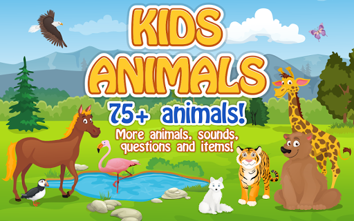 Kids Learn about Animals Lite 2.3.3 screenshots 1