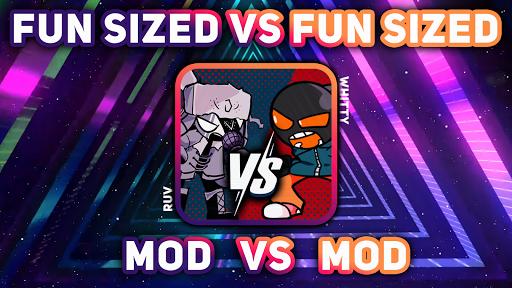Friday Mod Fun Sized Whitty vs Fun Sized Ruv dance  screenshots 2