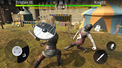 Knights Fight 2: Honor & Glory apkpoly screenshots 4