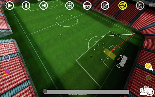 Download Football 3D Viewer For PC Windows and Mac apk screenshot 1