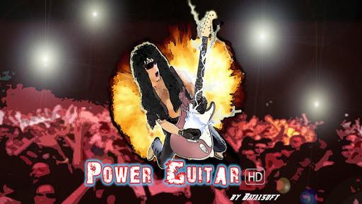 Power guitar HD ud83cudfb8 chords, guitar solos, palm mute 3.4 screenshots 2