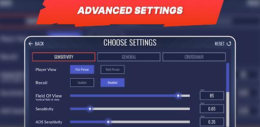 3D Aim Trainer - Shoot Like A Pro Gamer!  screenshots 2
