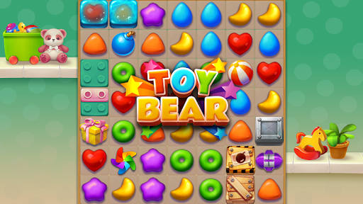 Toy Bear Sweet POP : Match 3 Puzzle 1.5.5 screenshots 7