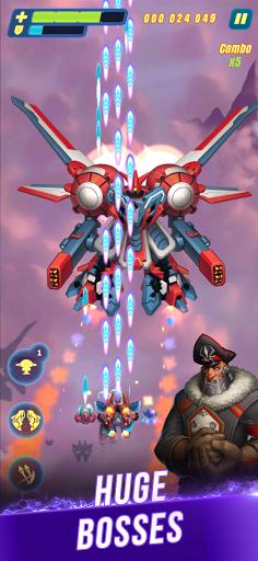HAWK: Airplane games. Shoot em up https screenshots 1