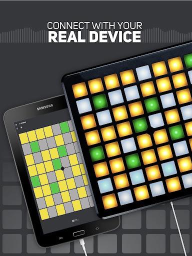 SUPER PADS LIGHTS - Your DJ app  Screenshots 10