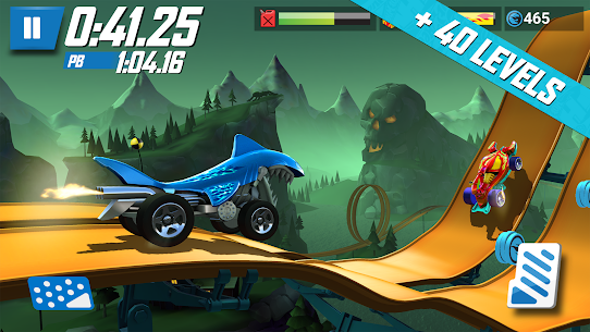 Hot Wheels: Race Off Mod Apk (Unlimited Money) 4