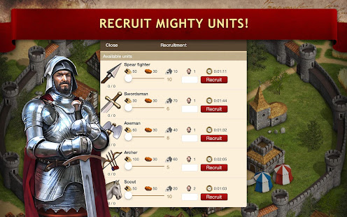 Tribal Wars 3.04.0 Screenshots 13