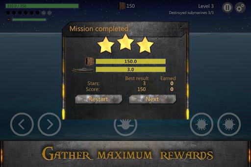Sea Battle : Submarine Warfare 3.3.2 screenshots 4