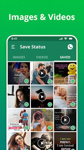 Status Download for WhatsApp - Video Status Saver apktram screenshots 1