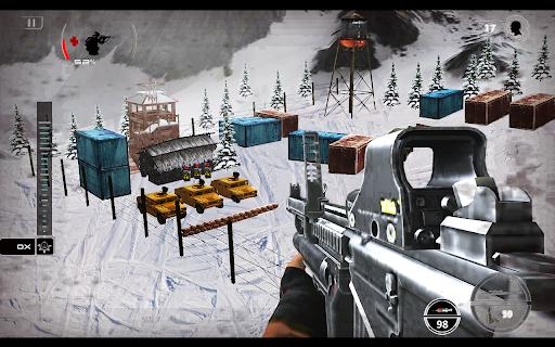 Mountain Sniper Shooting: 3D FPS 8.3.6 screenshots 12