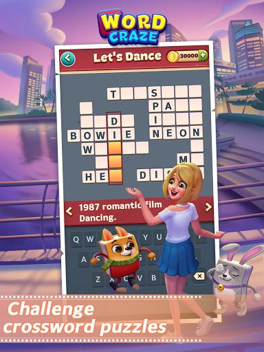 Word Craze - Trivia crosswords to keep you sharp android2mod screenshots 21