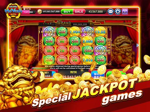 Slots (Golden HoYeah) - Casino Slots  Screenshots 5