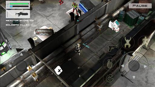 Star Space Robot Galaxy Scifi Modern War Shooter  screenshots 3