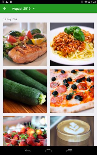 Calorie Counter by FatSecret android2mod screenshots 11
