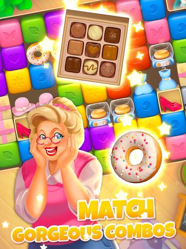 Candy Legend: Manor Design 123 screenshots 13