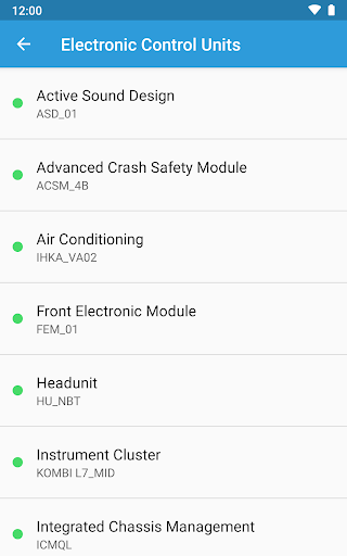 BimmerCode for BMW and MINI apktram screenshots 2