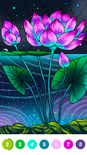 Paint By Number – Coloring Book & Color by Number 2.49.2 Apk + Mod 1
