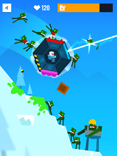 Downhill Smash apkpoly screenshots 4