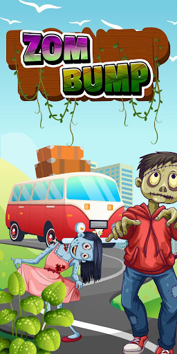 Zombump: Zombie Endless Runner apklade screenshots 1