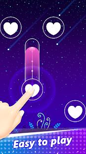 Magic Piano Pink Tiles - Music Game