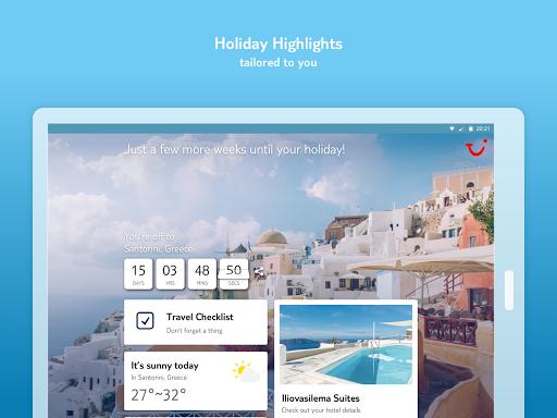 TUI Holidays & Travel App: Hotels, Flights, Cruise modavailable screenshots 7
