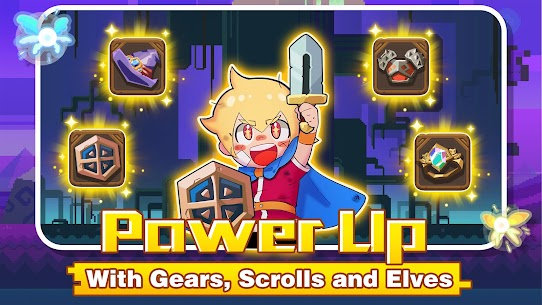 Tiny Pixel Knight – Idle RPG Adventure Tales Mod Apk 1.0.5 (Mod Gold Coins) 3