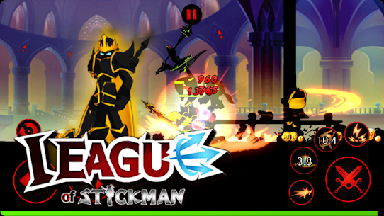 League of Stickman (MOD, Unlimited Money) 5