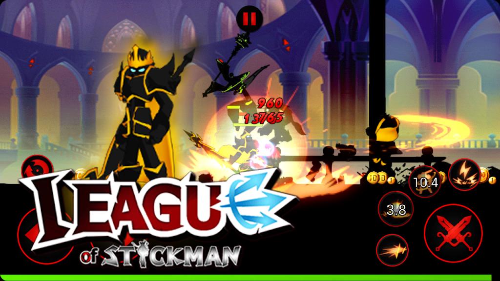 League of Stickman Free- Shadow legends(Dreamsky) poster 4