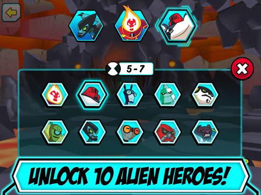 Ben 10 - Alien Experience: 360 AR Fighting Action 1.0.4 screenshots 8