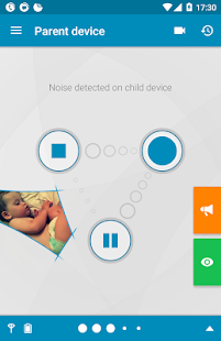 Dormi - Baby Monitor Screenshot