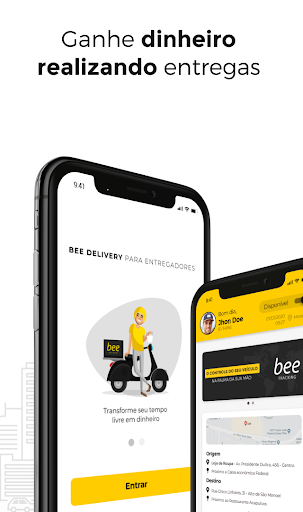 Bee Delivery para Entregadores  screenshots 1