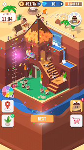 Idle Digging Tycoon MOD (Unlimited Money) 3