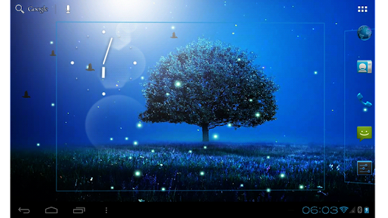 Awesome-Land 2 live wallpaper : Plant a Tree !!