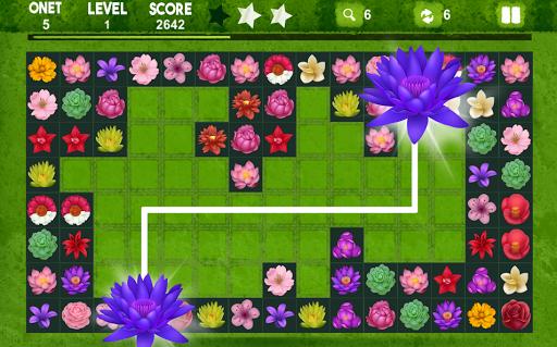 Onet Blossom - Flower Link 1.6 screenshots 4