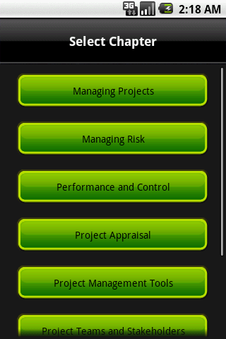 MBA Project Management For PC Windows (7, 8, 10, 10X) & Mac Computer Image Number- 6