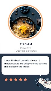 Otter – Diet Diary 3