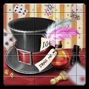 Hidden Scenes Wonderland - Sliding Tile Puzzle