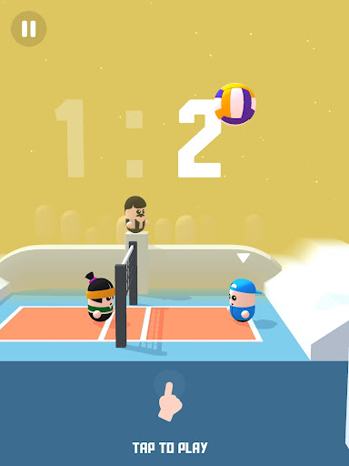 Volley Beans 32 screenshots 17