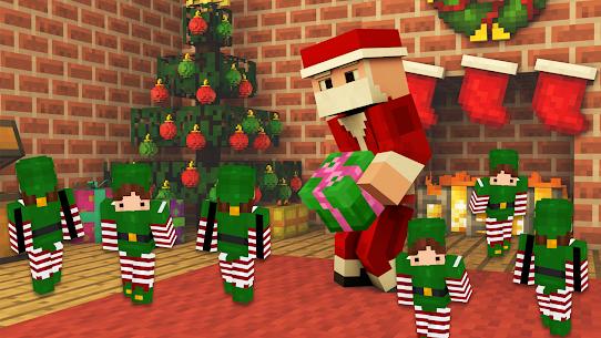 Christmas Tree 🎄 for Minecraft PE 2