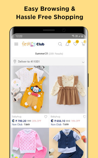 FirstCry India - Baby & Kids Shopping & Parenting  screenshots 4