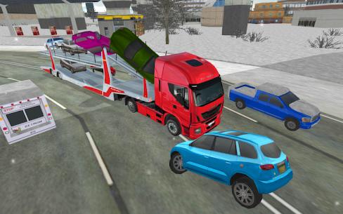 Euro Truck Driving Simulator Pro 1