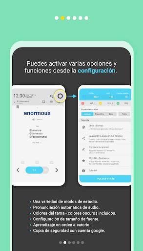 WordBit Inglu00e9s (pantalla bloqueada) android2mod screenshots 12