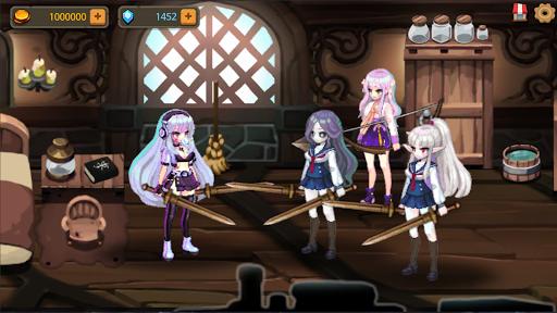 Rogue-like Princess! : OFFLINE PIXEL RPG 410 screenshots 1